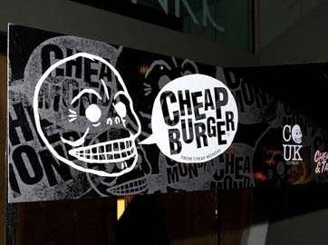 New Cheap Monday store carnaby street